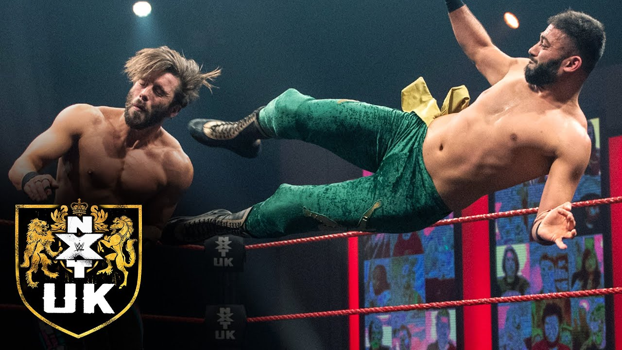 """Jordan squares off with Williams, Gallus join """"Supernova Sessions"""" : NXT UK highlights, Apr 15, 2021"""