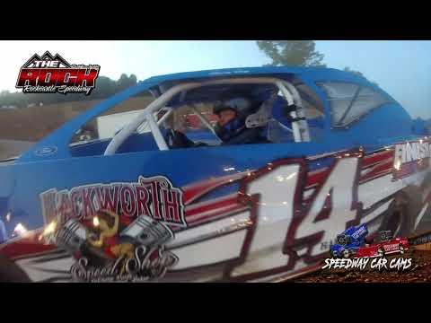 #14 Steven Harp - Mini Stock - 6-26-21 Rockcastle Speedway - In-Car Camera - dirt track racing video image