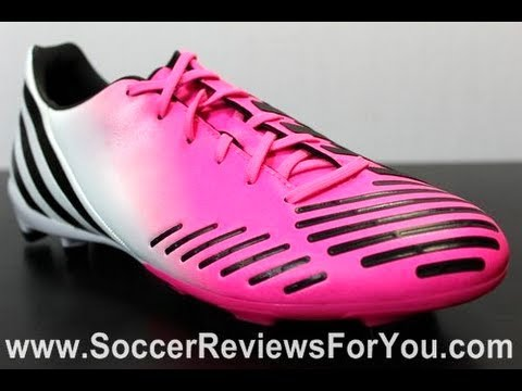 new arrival 0cee6 c7b81 ... coupon code for adidas predator absolado lz db super pink white black  unboxing audiomania.lt
