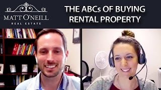 Charleston Real Estate: The ABC's of Buying Rental Income Property