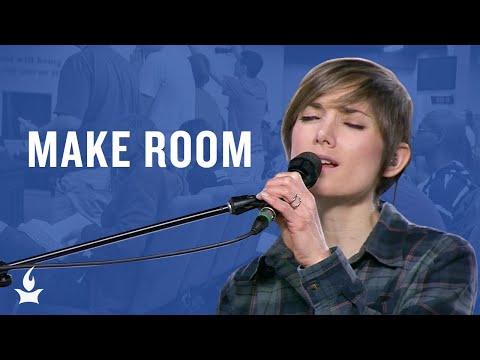 Make Room -- The Prayer Room Live Moment