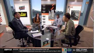 ESPN FIRST TAKE | Stephen A. Smith