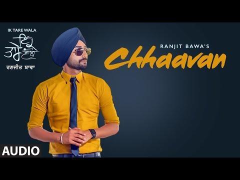RANJIT BAWA - Chhaavan Lyrics - Ik Tare Wala (Album)