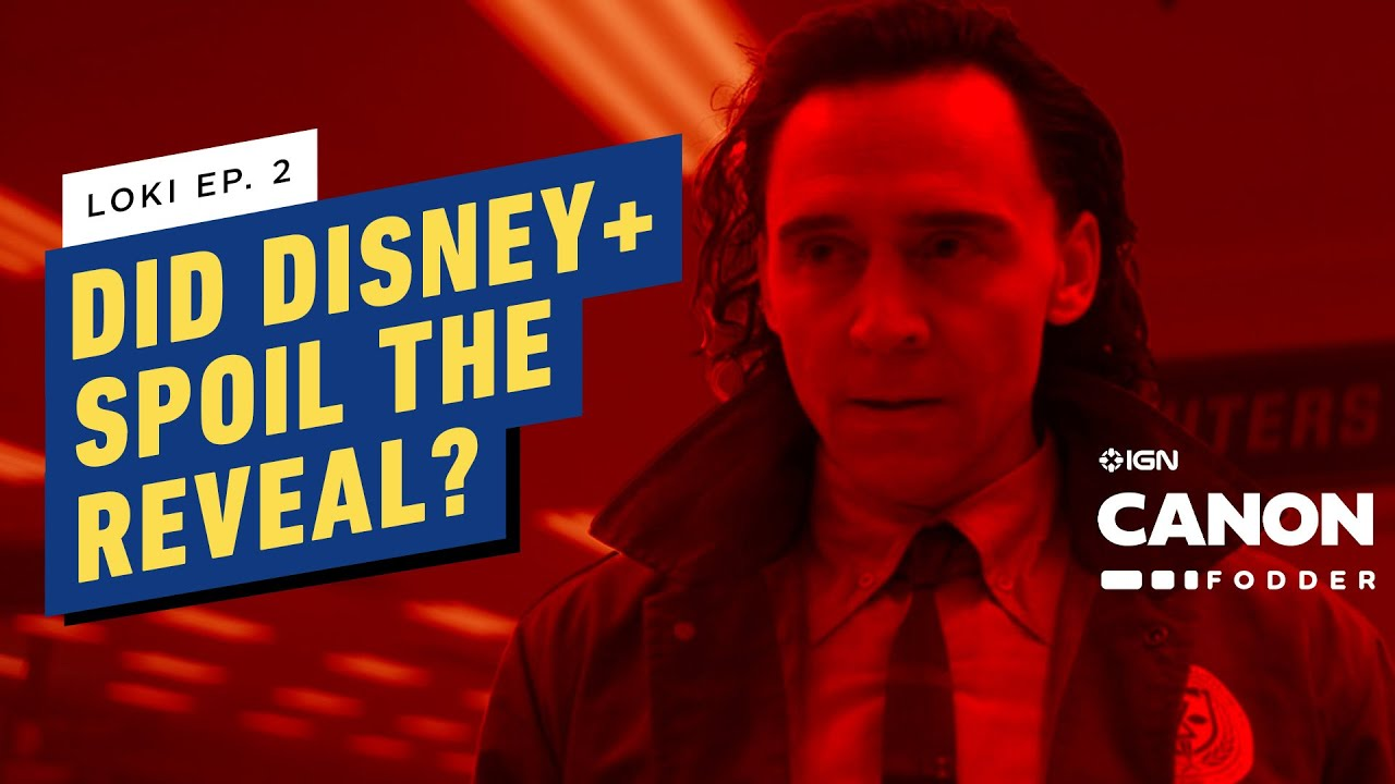 Loki Ep. 2: Do The Disney+ Credits Spoil the Variant Reveal? | MCU Canon Fodder