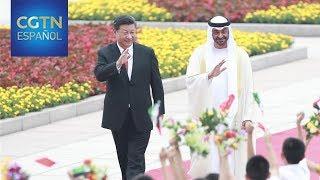 China y EAU se comprometen a impulsar su asociación estratégica integral