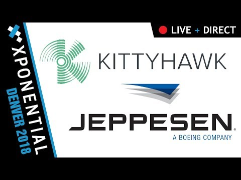 Direct from Xponential 2018: Kittyhawk-Jeppeson Partnership - UC7he88s5y9vM3VlRriggs7A