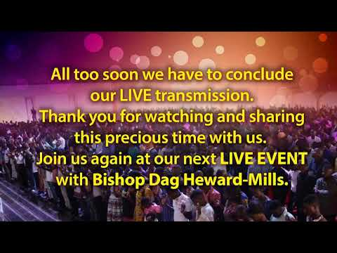 WATCH THE GIVE THYSELF WHOLLY CONFERENCE, LIVE FROM WINDHOEK - NAMIBIA. DAY 2 SESSION 3.