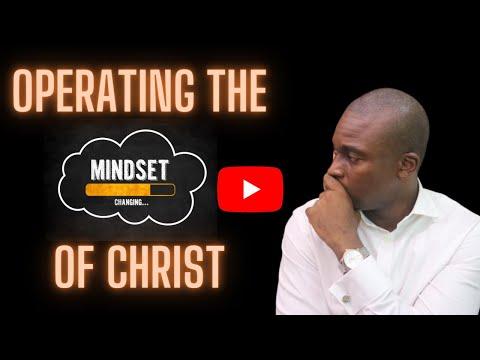 THE SCHOOL OF TYRANNUS  OPERATING THE MINDSET OF CHRIST DAVID OYEDEPO JNR