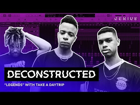 """The Making Of Juice WRLD's """"Legends"""" With Take A Daytrip 