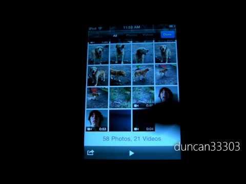 iPod touch 4G Review - Software - UCXGgrKt94gR6lmN4aN3mYTg