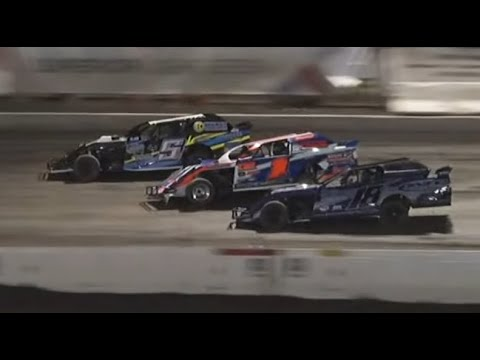 Extended Highlights: The 9-25-21 at Bakersfield Speedway - dirt track racing video image