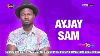Ayjay Sam - Wash the tears (Gramps Morgan cover on Voice Factory)