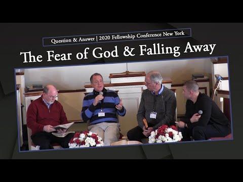 The Fear of God & Falling Away (Q&A) - Mack, Don, Tim