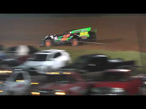 09/19/20 Late Model Feature Race - Sumter Speedway - dirt track racing video image