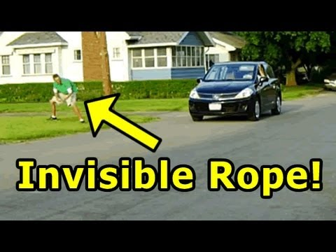 Invisible Rope
