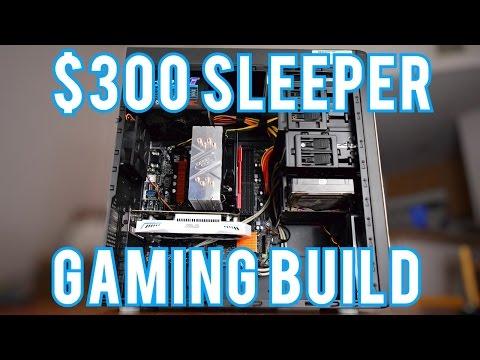 Intel/AMD $300 Gaming PC Build! - UCfJxwFp-RuuYIJUzZl4cqdQ