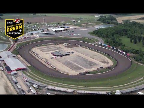 We're Here at Eldora Speedway: Dirt Late Model Dreams - dirt track racing video image