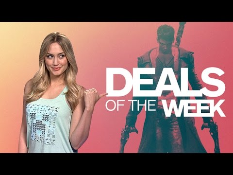 XBL Gold & DmC: Definitive Edition Deals - IGN Daily Fix - UCKy1dAqELo0zrOtPkf0eTMw