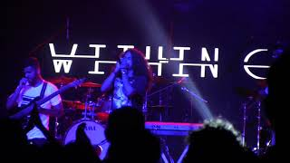 Within Ceres LIVE at ROCK IN GOA - odin_sting , World