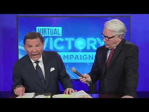 2020 Virtual Victory Campaign (April 23-25): Thursday Evening, Offering Message (8:00 p.m. ET)
