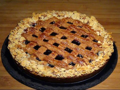 Receta Tarta Linzer o Linzer Torte - Recetas de cocina, paso a paso, tutorial - UC5ONfXPjWgqElh0NZaRJ1tg