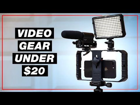 Best CHEAP Smartphone Accessories for Video - UCGxjDWAN1KwrkXYVi8CXtjQ