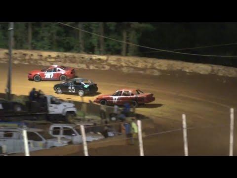 Enduro at Winder Barrow Speedway May 8th 2021 - dirt track racing video image