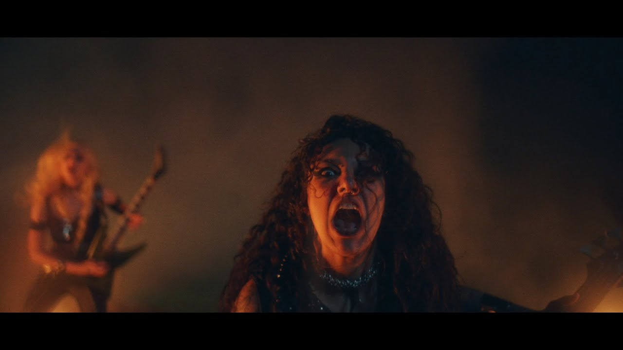CRYPTA – From The Ashes (Official Video) | Napalm Records