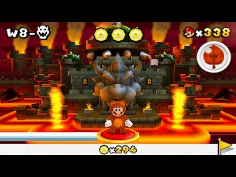 Super Mario 3D Land: World 1-3 | RcReviews lt