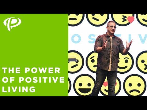 The Power of Positive Living // Pastor Michael Turner