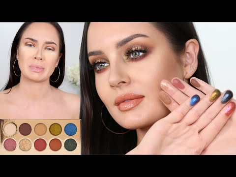 Friendcation Tutorial! Desi & Katy X Dose of Colors Collection - UCLFW3EKD2My9swWH4eTLaYw