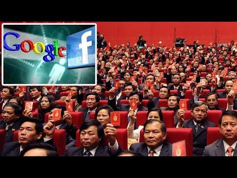 Chính quyền VN siết Facebook, Google để 'dập tắt tiếng nói bất đồng'