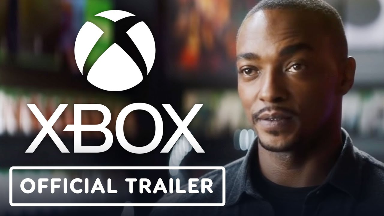"""Xbox: The Falcon and The Winter Soldier – Official """"Super Hero Stuff"""" Trailer (Anthony Mackie)"""