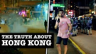 The one video on the HONG KONG PROTESTS you need to see