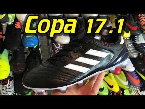 Adidas Copa 17.1 (Black/White/Red) - One Take Review + On Feet - UCUU3lMXc6iDrQw4eZen8COQ