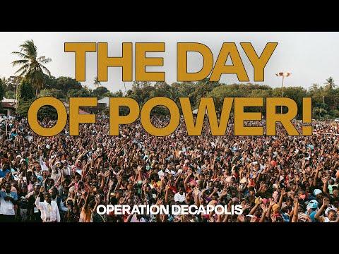 THE DAY OF POWER!  Dar es Salaam, Tanzania  Day 3