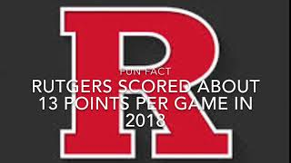 Countdown to Rutgers Football Season Opener 13 Days
