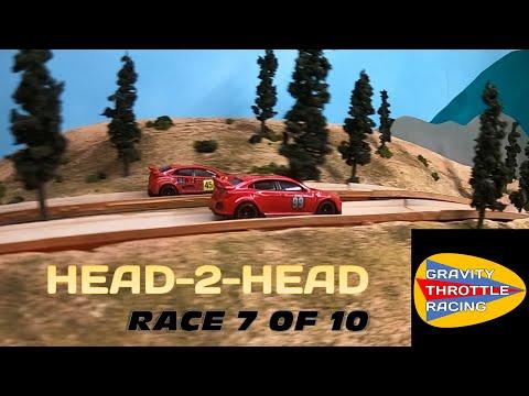 Gravity Throttle Racing