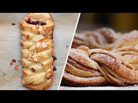Breakfast Braids 4 Ways ? Tasty Recipes