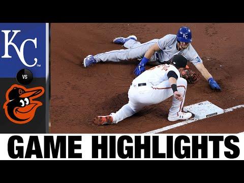 Royals vs. Orioles Highlights (9/8/21)   MLB Highlights