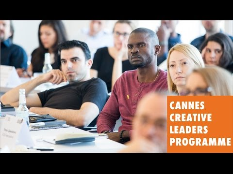 Cannes Creative Leadership Program