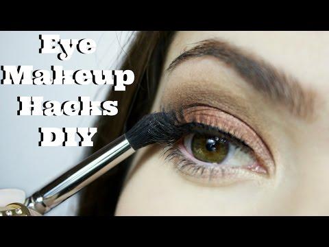Eye Makeup DIY Hacks - UC-1-zPmT368J8JRbsK_1keA