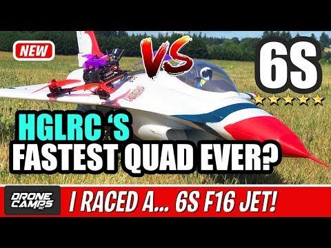 HGLRC'S FASTEST QUAD EVER? - WIND 5 6S FPV Race Quad - Full Review - UCwojJxGQ0SNeVV09mKlnonA