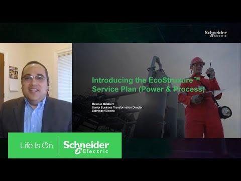 EcoStruxure Service Plans (Power & Process)   Schneider Electric