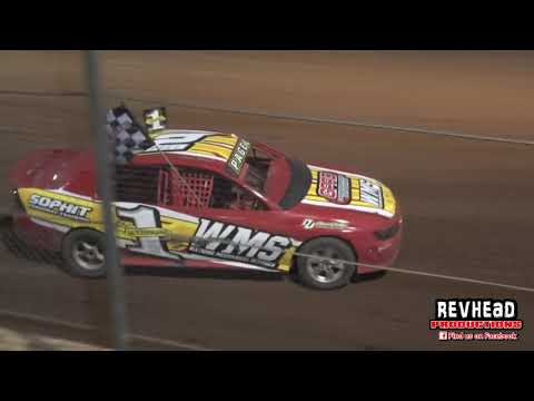 Street Stocks Mountain King Title - Highlights - Gympie Speedway - 28/11/2020 - dirt track racing video image
