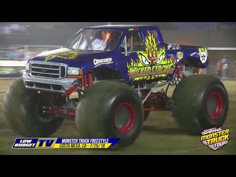Traxxas Monster Truck Tour - Costa Mesa, CA Ep. 2 of 5