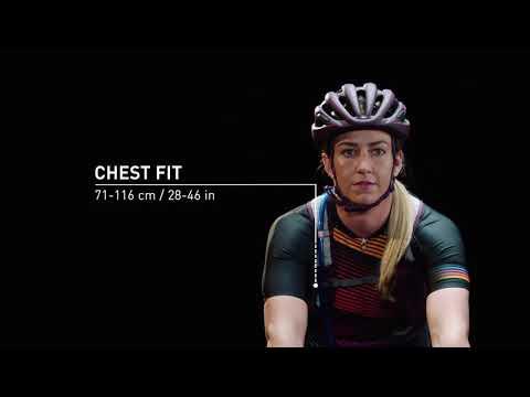 CamelBak Chase Vest (naisten malli) - erittäin kevyt ja hengittävä juomareppu fillarointiin naisille
