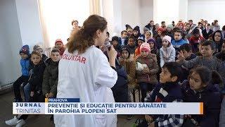 Preventie si educatie pentru sanatate in Parohia Plopeni Sat