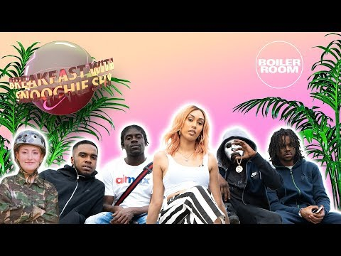 Snoochie Shy is Joined by 67 & Chicken Shop Date's Amelia | Breakfast with Snoochie Shy - UCGBpxWJr9FNOcFYA5GkKrMg