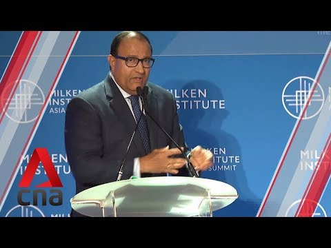 Private sector, people and governments need to work together: S Iswaran